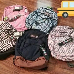 TRANS by JANSPORT  BACKPACK...